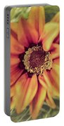 Flower Beauty I Portable Battery Charger