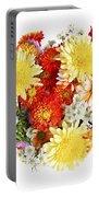 Flower Bouquet Portable Battery Charger