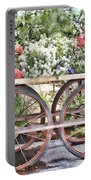 Flower Cart Portable Battery Charger