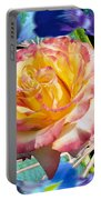 Flower Dance 2 Portable Battery Charger