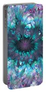 Flower Fantasy 3 Portable Battery Charger