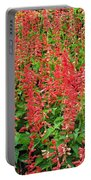 Flower Garden 34 Portable Battery Charger