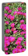 Flower Garden 38 Portable Battery Charger