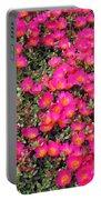 Flower Garden 39 Portable Battery Charger
