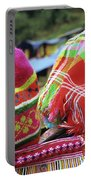 Flower Hmong Baby 05 Portable Battery Charger