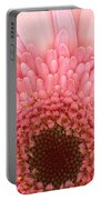 Flower - I Love Pink Portable Battery Charger