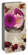 Flower Love Portable Battery Charger