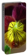 Flower No. 4 Portable Battery Charger