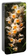 Flower - Orchid - Dendrobium Orchid Portable Battery Charger