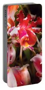 Flower - Orchid - Oncidium Orchid - Eye Candy Portable Battery Charger