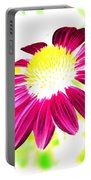 Flower - Photopower 265 Portable Battery Charger
