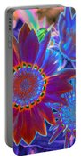 Flower Power 1455 Portable Battery Charger