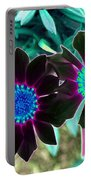 Flower Power 1456 Portable Battery Charger