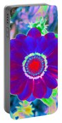 Flower Power 1458 Portable Battery Charger