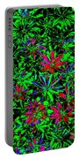 Flower Power Deluxe Portable Battery Charger