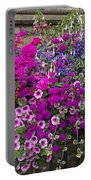 Flower Riot Portable Battery Charger