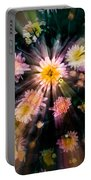 Flower Song On Fairy Wing Portable Battery Charger