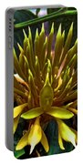 Flower - Sultry Dahlia - Luther Fine Art Portable Battery Charger