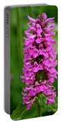 Flower Tower Tall Portable Battery Charger