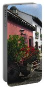 Flower Wagon Antigua Guatemala Portable Battery Charger