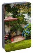 Flower - Westfield Nj - Private Paradise Portable Battery Charger