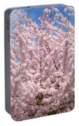 Flowering Cherry Tree Portable Battery Charger
