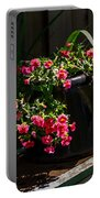 Flowering Coffee Pot Portable Battery Charger