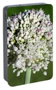 Flowering Leek - Topaz Clarity Demo Portable Battery Charger