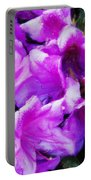 Flowers 2078 Acanthus Portable Battery Charger