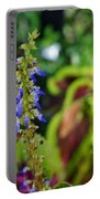 Flowers 5 Portable Battery Charger
