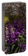Flowers Dallas Arboretum V18 Portable Battery Charger