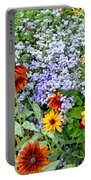 Flowers Galore 2 Portable Battery Charger