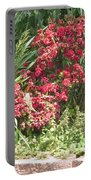 Flowers Greens Parks And Neighbourhood Cherryhill Nj America          Portable Battery Charger