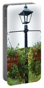 Flowers In Garden 4 Portable Battery Charger