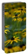 Flowers In The Fields Portable Battery Charger