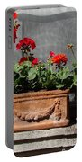 Flowers Of New York Portable Battery Charger