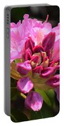 Flowers Of Spring Portable Battery Charger