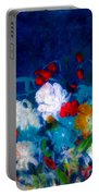 Flowers4 Portable Battery Charger