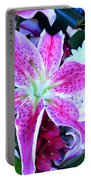 Flowerz2 Portable Battery Charger