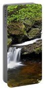 Flowing Falls Portable Battery Charger