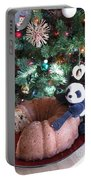 Floyd Celebrates The New Year With Almond Bundt Cake Portable Battery Charger