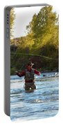 Fly Fishing Portable Battery Charger