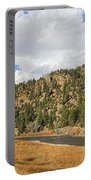 Fly Fishing The Big Hole River Montana Portable Battery Charger