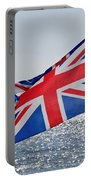 Flying The British Flag Portable Battery Charger