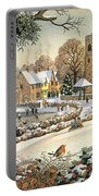 Focus On Christmas Time Portable Battery Charger
