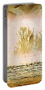 Fog Abstract 5 Portable Battery Charger