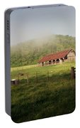 Foggy Barn Portable Battery Charger