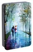 Foggy Day New Portable Battery Charger