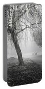 Foggy Willow Portable Battery Charger