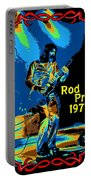 Foghat In Spokane 1977 Portable Battery Charger